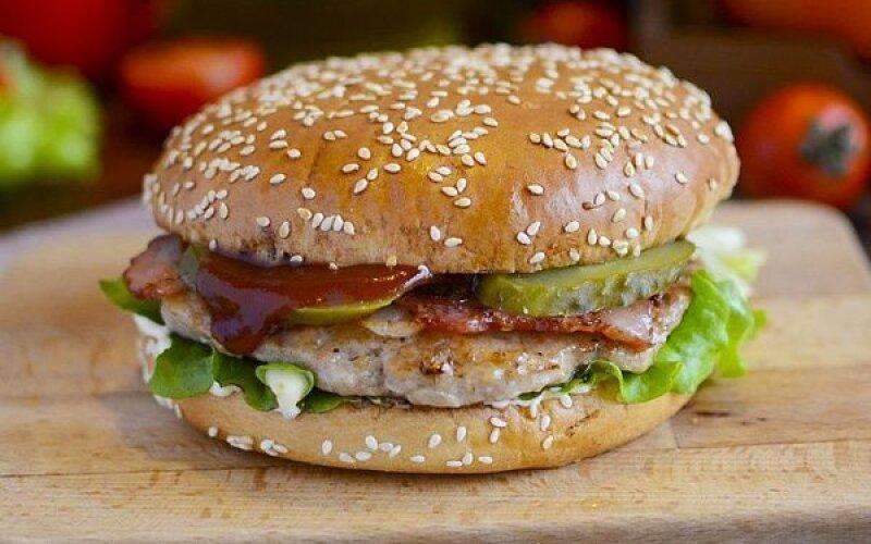 «Барбекю Чикен» бургер