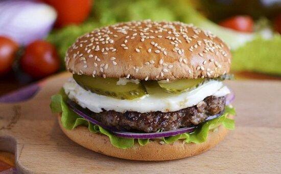 Бургер «ДЖЭК»