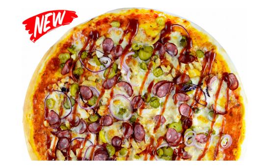 Пицца «БаварскаяXXL»