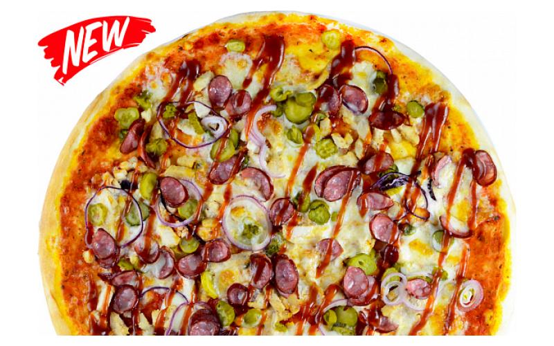 Пицца «Баварская XXL»
