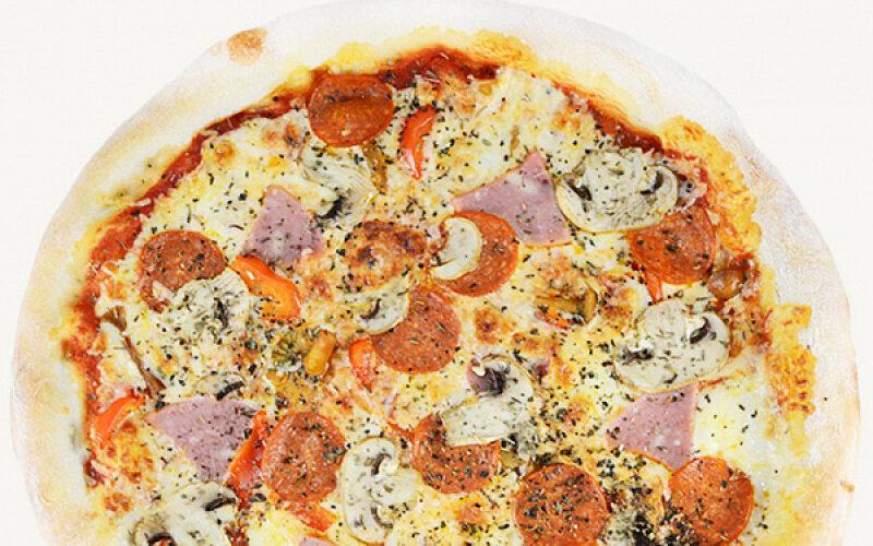 Пицца ⠀⠀⠀⠀⠀⠀⠀ «Сицилия»