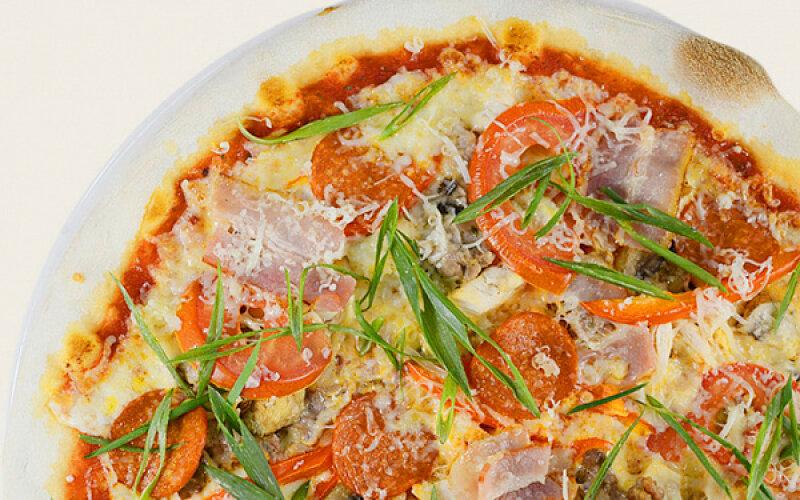 Пицца ⠀⠀⠀⠀⠀⠀⠀ «Крымская»