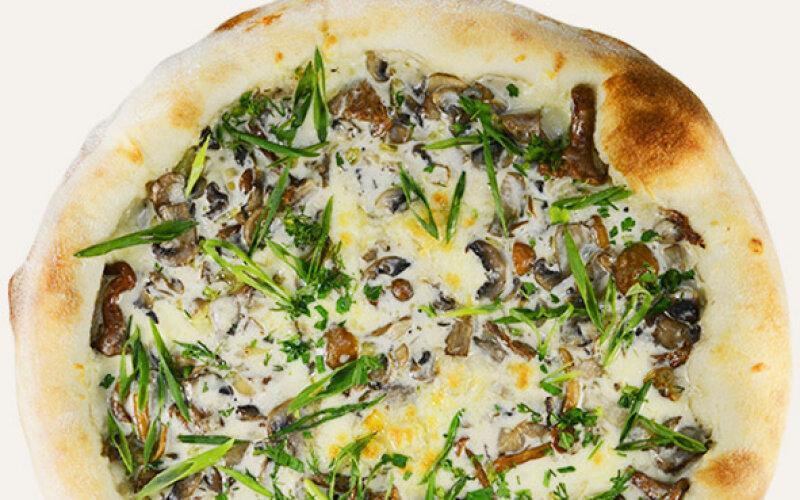 Пицца ⠀⠀⠀⠀⠀⠀⠀ «Грибной каприз»
