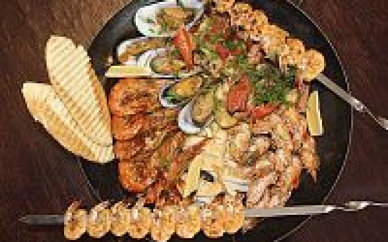 Блюдо «Дары Моря»