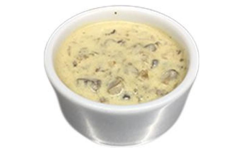 Сливочно -грибной