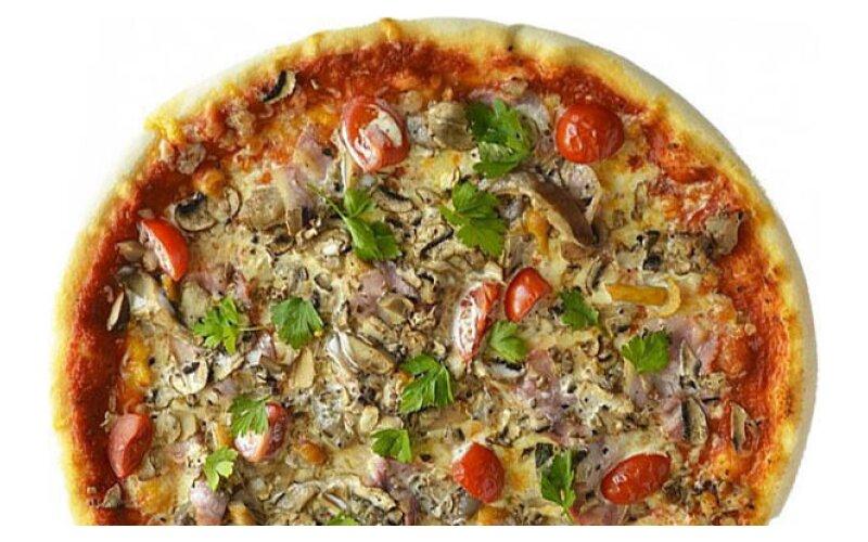 Пицца «Мясная по-деревенски»