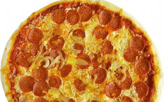 Пицца «Мега пепперониXXL»