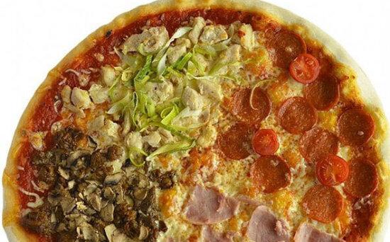 Пицца «Мясное ассортиXXL»