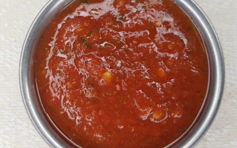 Соус томатно-фирменный к шашлыку