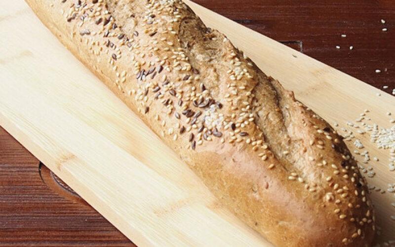 Хлеб диетический с соевыми отрубями