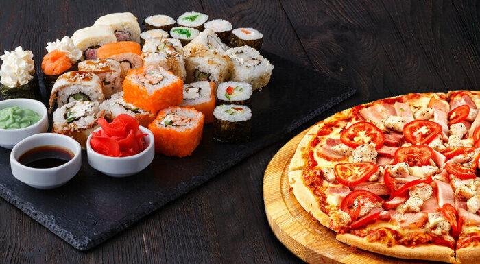 СушиPizza
